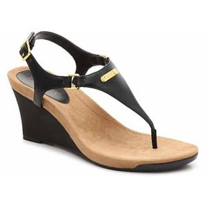 Lauren Ralph Lauren Nikki Wedge Sandals-no size